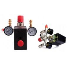Автоматика для компрессора в сборе 220 вольт, 1 выход