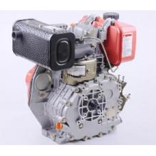 Двигатель 178F - (под шлицы Ø25mm) (6 л.с.)