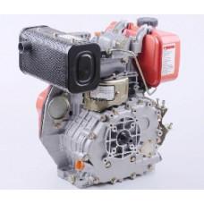 Двигатель 178FE - (под шлицы Ø25mm) (6 л.с.) с электростартером