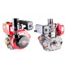 Двигатель 186F - (под шлицы Ø25mm) (9 л.с.)