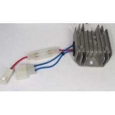 178F/186F - реле зарядки (2 разъема 3 провода)