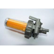 190N - кран топливный (стакан пластиковый)