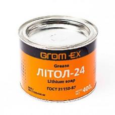 Смазка литол, 400 гр.
