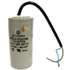 Конденсатор пусковой 1000 mF CD60 330 VAC, провода