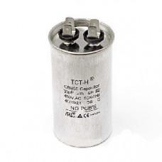 Конденсатор 30 mF CBB65 450VAC, металлический