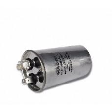 Конденсатор 17+2 mF CBB65 450VAC, металлический