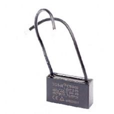 Конденсатор 1.2 mF CBB61 450VAC, квадратный