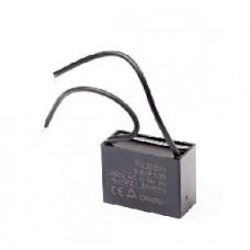 Конденсатор 2.2 mF CBB61 450VAC, квадратный