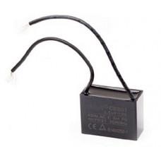 Конденсатор 2.5 mF CBB61 450VAC, квадратный