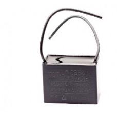 Конденсатор 10 mF CBB61 450VAC, квадратный