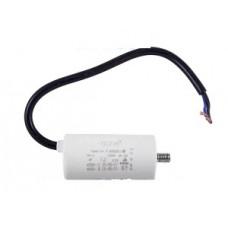 Конденсатор рабочий 12 mF СВВ60 450 VAC, болт+провода
