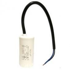 Конденсатор рабочий 1 mF СВВ60 450 VAC, провода