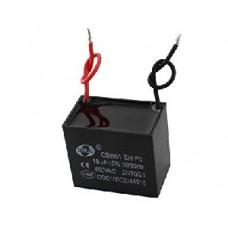 Конденсатор 18 mF CBB61 450VAC, квадратный