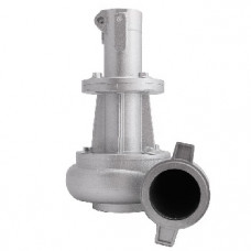 Насадка помпа для бензокосы 9T D=26 мм, 1 кубометр