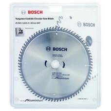 Диск пильный Bosch 250x80x30 по алюминию