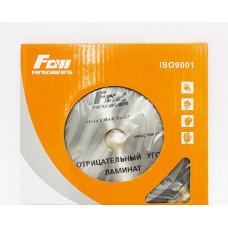 Диск пильный Fow 210x48x30 по ламинату