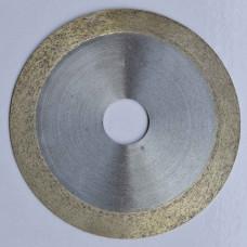 Диск алмазный отрезной 100мм по стеклу