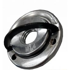 Гайка для болгарки самозажимная с кольцом