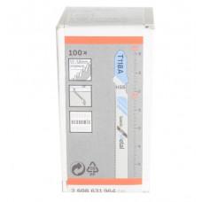 Пилочки для электролобзика Bosch T118А (100шт.)