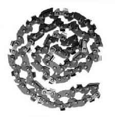 Цепь 56 звеньев, 28 зубов, шаг 3/8 (каленый суперзуб, улучшенная заклепка)