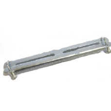 Планка-станок для заточки цепи