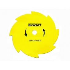 Нож на косы 8 зубов, DeWalt