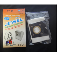 Мешок тканевый Jewel FT-01 (планка) Bosch