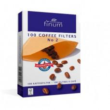 Фильтр бумажный Finum №2 (100 шт)