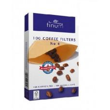 Фильтр бумажный Finum №4 (100 шт)