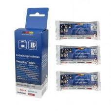 Таблетки для чистки кофемашин Bosch-Siemens (6шт) - 00311864