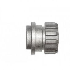 Втулка (муфта) мясорубки Bosch мет - 753348 (ориг)