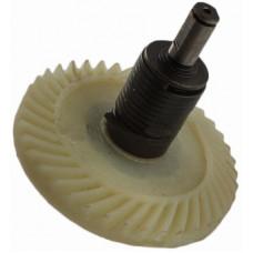 Шестерня электропилы пластиковая в сборе, D=86 мм