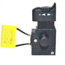 Кнопка-выключатель шлифмашины