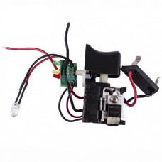 Кнопка-выключатель шуруповёрта  Tekhmann TCD-12 HB