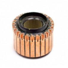 Коллектор 10*22 h=18.5 мм, 24 ламелей