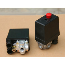Автоматика для компрессора 380 вольт, 3 выхода