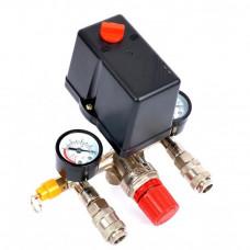 Автоматика INTERTOOL в сборе 380 вольт, 1 выход