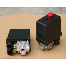 Автоматика на компрессор 220 вольт, 3 выхода