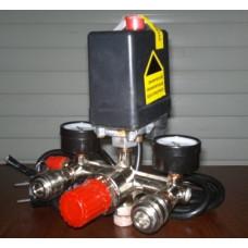 Автоматика Metabo в сборе 220 вольт
