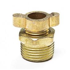 Сливная пробка конденсата для компрессора 1/4, латунь