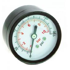 Манометр для компрессора, резьба 1/4, диаметр 50мм