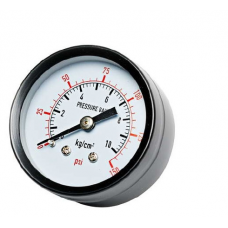 Манометр для компрессора, резьба 1/8, диаметр 50мм