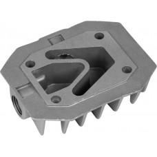 Головка цилиндра компрессора, между центрами: 48*62 мм