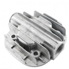 Головка цилиндра компрессора Forte V-0.4/50, по центрам 82*82 мм
