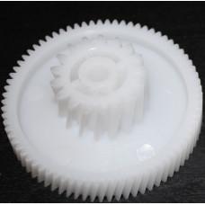 Шестерня (D=62/28 мм, H=24/11 мм, зуб 74/17)