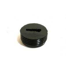 Заглушка для щеток, D=14 мм
