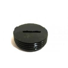 Заглушка для щеток, D=15 мм