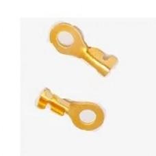 Клеммы-коннекторы, под болт 4 мм (100 штук)