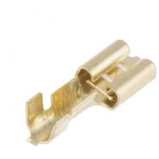 "Клеммы-коннекторы, ""мама"" 6.3 мм (100 штук)"