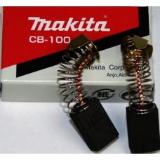 Щетки Makita CB-100 - оригинал (181030-1) 6*10